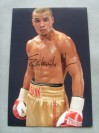 Chris Eubank Jr Undefeated Middleweight Prospect SIGNED Photo
