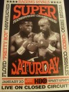 Floyd Mayweather Jr vs Diego Corrales HBO Fight Poster