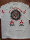 Robert Garcia Boxing Academy Gym Sponsored Tee Shirt SIGNED By Younger Brother And World Champion Mikey Garcia