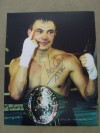 Kostya Tszyu Former Undisputed Light Welterweight World Champion And Hall Of Famer SIGNED Victory Celebration Photo