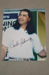 Carlos Palomino Former WBC Welterweight World Champion SIGNED Hall Of Fame Weekend Original Photo