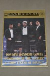 Don King Kronicle Magazine Promoter Of The Century And True Legend Of Boxing 1993 Issue