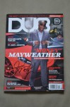 Floyd MONEY Mayweather Jr Pound For Pound King Of Boxing SIGNED DUB Magazine