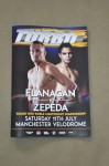 Terry Flanagan vs Jose Zepeda WBO Lightweight World Title Official Onsite Programme