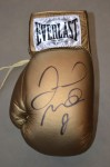 Floyd Mayweather Jr Pound For Pound King Of Boxing And Undefeated 5 Weight World Champion SIGNED Everlast Glove