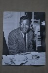 Arguably The Greatest Boxer Of All Time Sugar Ray Robinson ORIGINAL 1962 Photo Taken Before Dining At The Variety Club Of Great Britain Awards