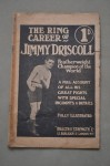The Life And Battles Of Jim Driscoll Ex British And Empire Also European Featherweight Champion 1906 to 1919 RARE Illustrated Booklet