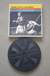 Second Fight Between Rocky Marciano vs Roland LaStarza Vintage Projector 8mm Film Reel Complete With Original Boxcase