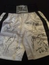 Hall of Famers MULTI SIGNED Everlast Trunks