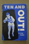 TEN AND OUT The Life Of Scottish Legend Benny Lynch SIGNED By Author Peter McInnes 1st Edition Hardcover Biography