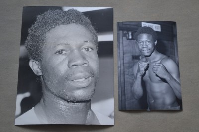 Lottie Mwale London Based Zambian Who Held The Commonwealth And All African Light Heavyweight Titles 1979 to 1994 Original Press Photos