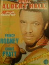Prince Rodney vs Chris Pyatt British Light Middleweight Title Official Onsite Programme also Featuring Michael Watson