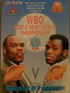 Michael Bentt vs Herbie Hide Official Onsite Programme Also SIGNED by Cooper And Conteh Plus Arum and Hearn