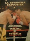 Michael Carbajal vs Chiquita Gonzalez II World Light Flyweight Championship Official Onsite Programme