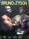 Frank Bruno vs Mike Tyson II WBC World Heavyweight Title Official Onsite Programme