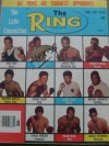 Alexis Arguello 3 Weight World Champion SIGNED Ring Magazine