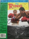 Ken Norton Former World Heavyweight Champion SIGNED Ring Magazine