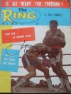 Ken Norton Former WBC Heavyweight Champion of The World SIGNED Ring Magazine