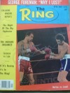 Ken Norton Former Heavyweight Champion of The World SIGNED Ring Magazine