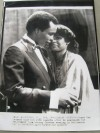 Sugar Ray Leonard and His Wife Juanita After he Announced His Retirement From Boxing Original Wire Photograph