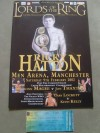 Ricky Hatton vs Mikhail Krivolapov Official Onsite Programme Plus Ticket Also SIGNED by Johnny Nelson and Darts Legend Phil Taylor