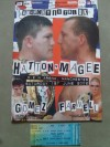 Ricky Hatton vs Eamonn Magee Official Onsite Programme Plus Ticket