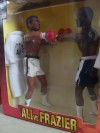 Muhammad Ali vs Joe Frazier Limited Edition Timeless Legends Starting Lineup Collectible