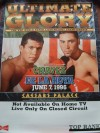 Julio Cesar Chavez vs Oscar De La Hoya I PPV Fight Poster