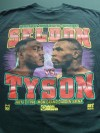 Mike Tyson vs Bruce Seldon Official Onsite Tee Shirt