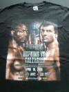 Joe Calzaghe vs Bernard Hopkins Official Onsite Tee Shirt