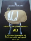Muhammad Ali Special Gala Performance Mermaid Theatre Onsite Programme