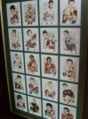 Complete Set of Middleweight Boxing Champions Collectors Cards