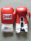 Odlanier Solis Olympic Gold Medallist Plus 3 x Winner at The World Amateur Championships and David Haye Conqueror FIGHT WORN Gloves