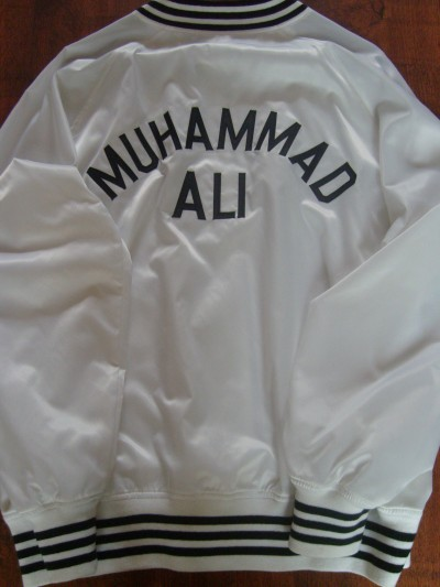 Muhammad Style Retro Adidas Edition Limited Zipper Jacket Ali 2IEH9WYeD