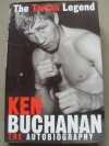 Ken Buchanan SIGNED Autobiography THE TARTAN LEGEND