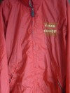 Mike Tyson vs Julius Francis Orignal Promotional Red Jacket