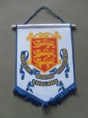 Rare Amateur Boxing Association of England Pennant