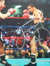 Juan Manuel Marquez SIGNED Action Shot Photo